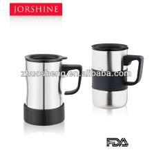 coffee mug;double wall stainless steel mug ;office mug