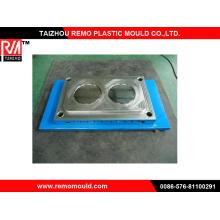 RM0301047 Molde de la tapa / 2 Molde de la tapa de la cavidad / Molde del molde de la tapa de la microonda