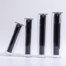 30ml 40ml 50ml 100ml Acrylic Square Airless Bottle