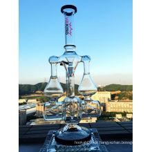 Großhandel Sundae Stack DAB Rigs Glas Rauchen Wasser Rohr