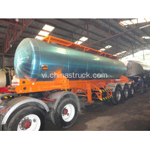 Liquid Sulphur Tanker Semi-Trailer