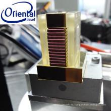 Barras alemanas Jenoptik 808nm 810nm láser de depilación láser para depilación permanente