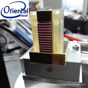 O alemão barra o laser da remoção do cabelo do laser do diodo de Jenoptik 808nm 810nm para a remoção permanente do cabelo