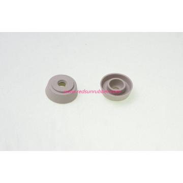 Cubierta de goma de silicona moldeada