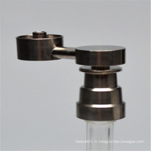 Side Kick Domeless Titanium Clou pour le tabagisme (ES-TN-046)