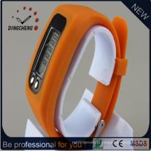 Pulseira pedômetro relógio de pulso inteligente
