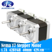 17HS4401 42sth40 42bygh40 NEMA17 Screw Stepper Motor with Connector 42X42X40mm for 3D Printer