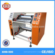 glitter film roll rewinding machine
