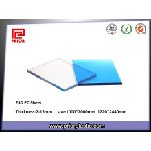Electrostatic Dissipative ESD Polycarbonate Sheet