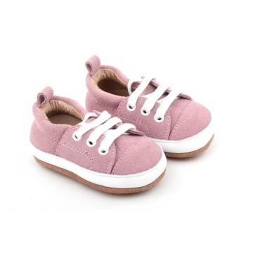 Venta al por mayor Pink Children Baby Casual Shoes