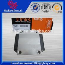 Rail THK HSR35A et bloc linéaire Meilleur fournisseur