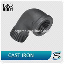 hot sales custom cast iron pipe fitting
