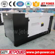 Gerador elétrico de 10kVA com motor a diesel Yanmar Yn-11