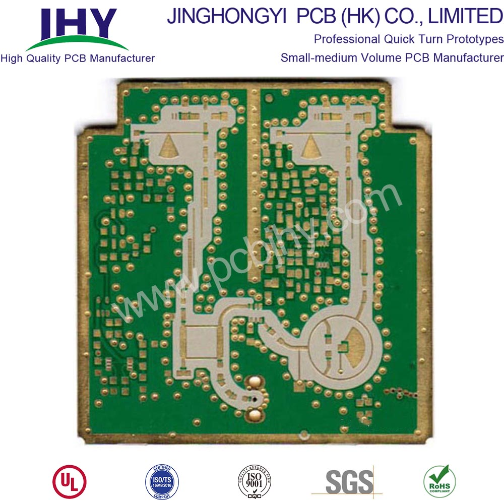 Rogers Ro3003 Buried Blind Hole Mixed Pressure High-Frequency PCB