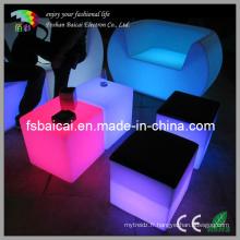 LED Light Cube Furniture