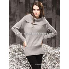 100% cashmere sweater for ladies