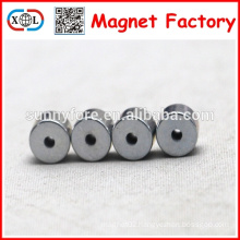 powerful round countersunk electro permanent magnet