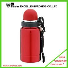 Алюминиевая бутылка воды кемпинга с крышкой формы пластиковая крышка (EP-SV1013)