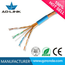 Cat7 outdoor network cable with factory price
