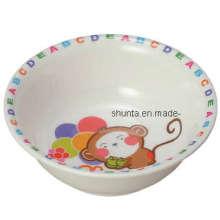 Vaisselle 100% en mélamine - Vaisselle de riz pour enfant (BG2041)