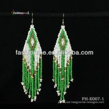 tassel style fashion earring