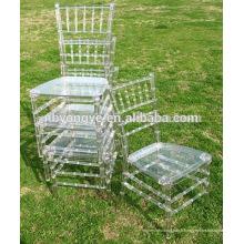 Chiavari transparente chaise