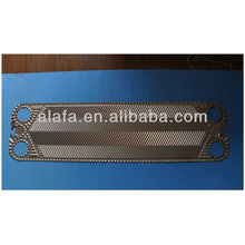 Vicarb 45 relacionados con placa de titanio para intercambiador de calor