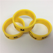 2016 Promotion Gift Cheap Price Custom Rubber Wristbands