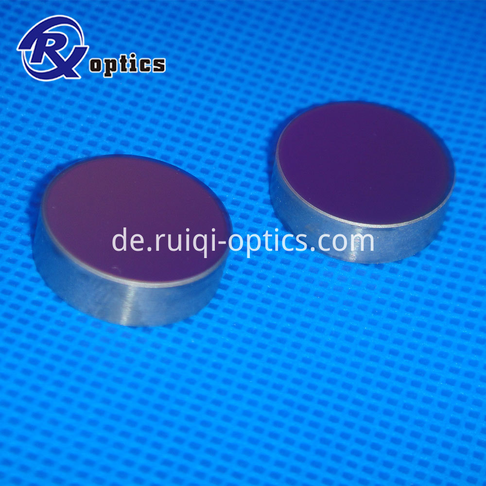 D20mm 6mm thickness AR coating Ge window