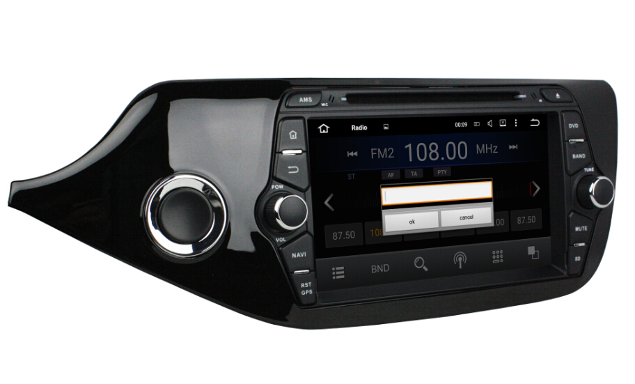 Car dvd player for KIA Ceed 2014