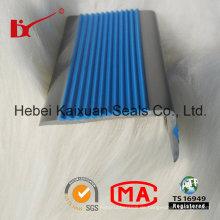 PVC-Einlegestreifen L-Form Anti-Rutsch-Streifen für Treppen
