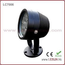 High power multicolor 6X1W led mini light underwater LC7006