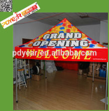 printed custom logo promotional gazebo/tents for events/advertising canopy