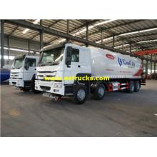 36cbm SINOTRUK LPG Road Tank Trucks