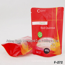 Food Packaging Bag with Stand up