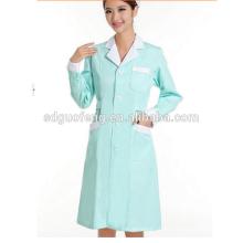 uniforme novo da enfermeira do estilo, uniforme hosipital da luva curto do verão 2015, projetos uniformes da enfermeira elegante