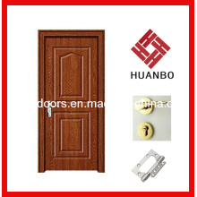 PVC Faced MDF Wooden Doors for Interior (HW-005)