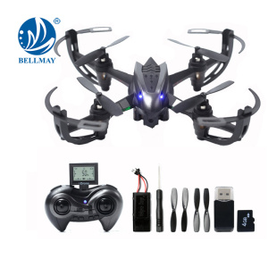 2.4 GHz 6-axis Gyroscope RC Drone Quadcopter with 2MP wifi camera