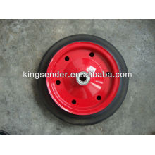 solid rubber wheel 300-350mm