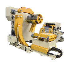 Compact Decoiler Richtmaschine Feeder