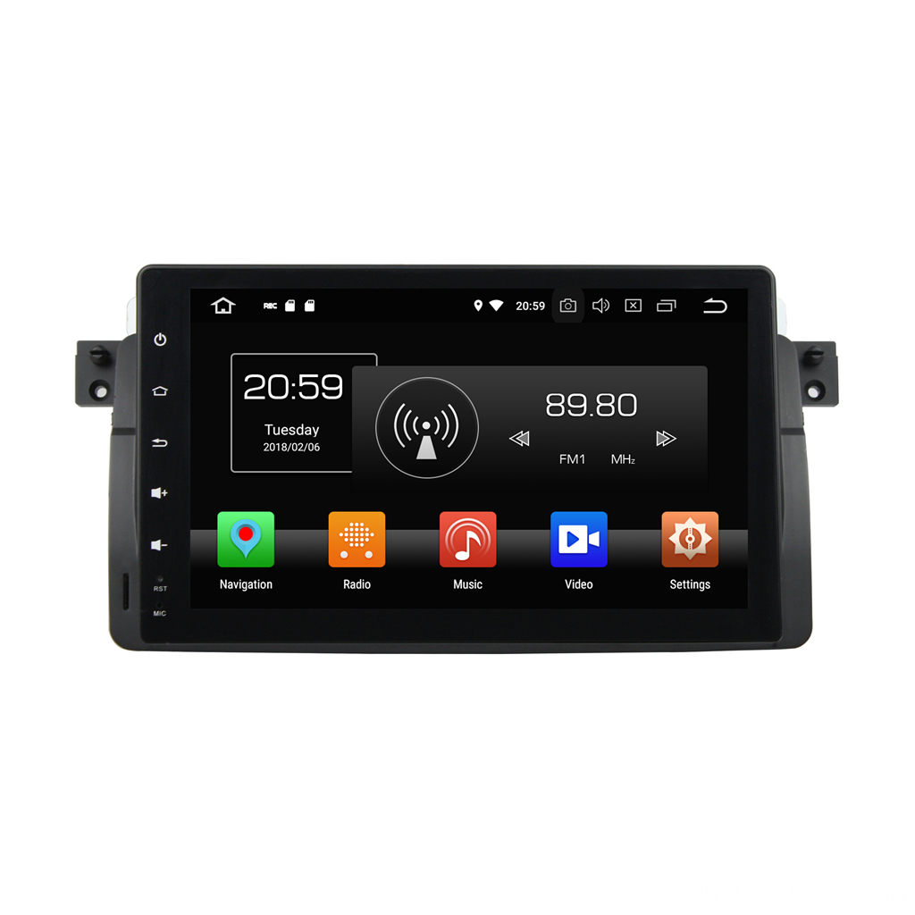 BMW Car Dvd Player
