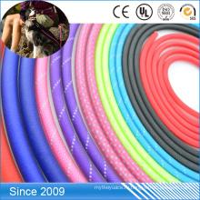 Дешевые водонепроницаемые полиуретановые веревку с покрытием для домашнего Тканья