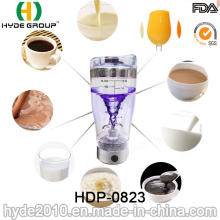 450ml Fashionable Vortex Electric Mixing Shaker Bottle (HDP-0823)