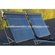 Rohrisolierung Solar Warmwasser