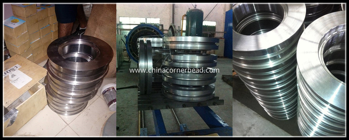 copper aluminum extrusion dies chamber wheels