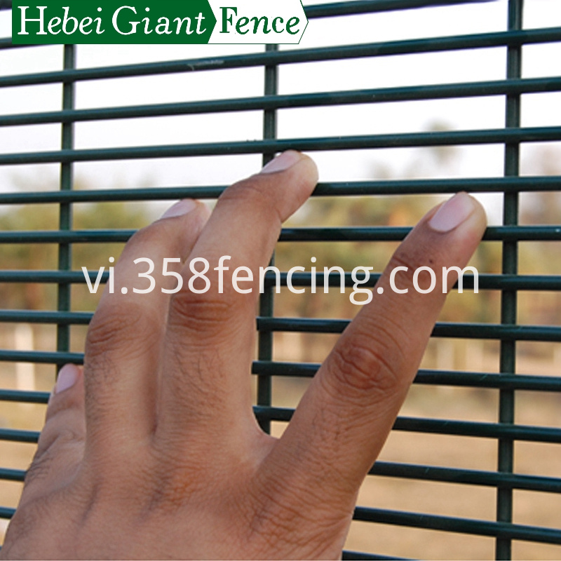 358 Wire Mesh Fence