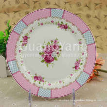Promotional Price NEW BONE CHINA Material Pottery Sets Dinnerware