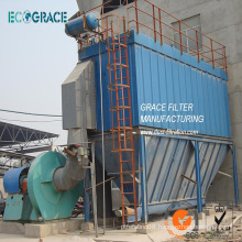 Crusher Dust Control Equipment Bag Filter