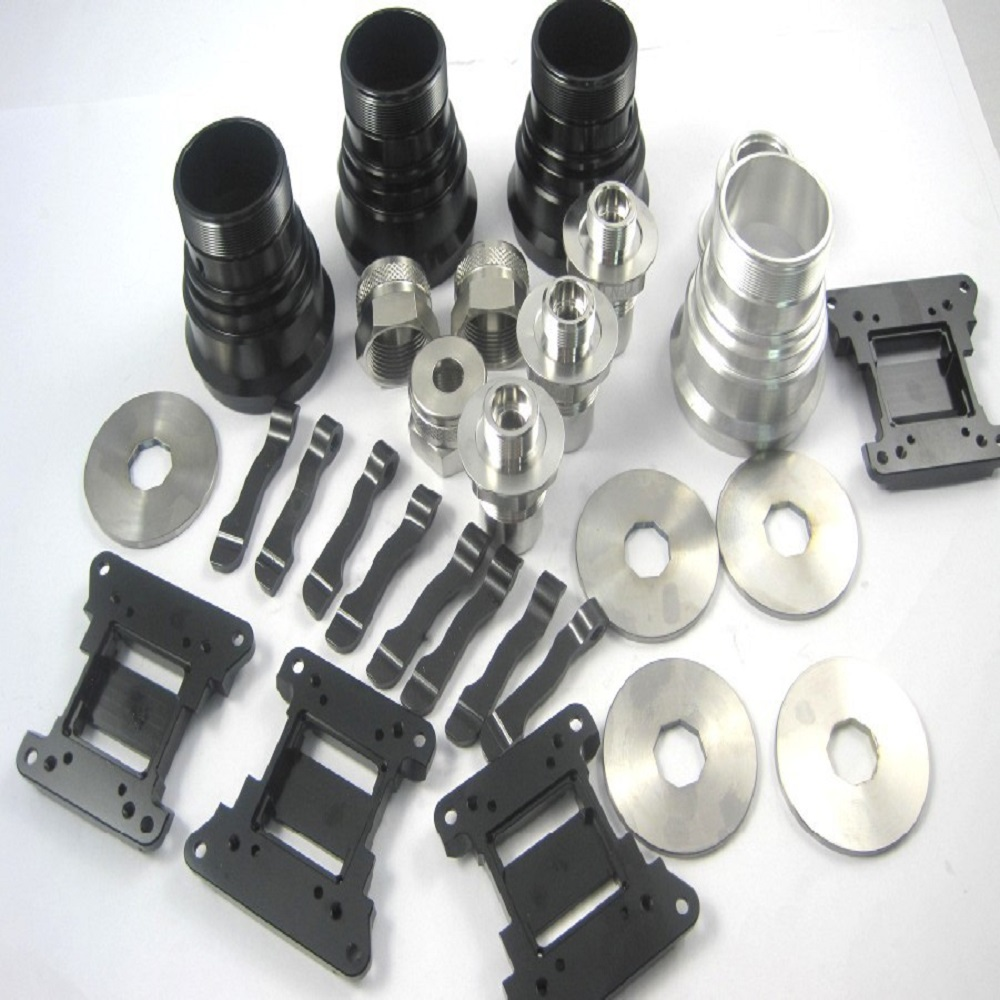 aluminum parts production services