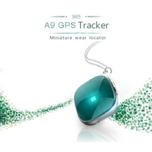 Multiple Color Miniature Wear GPS Tracker